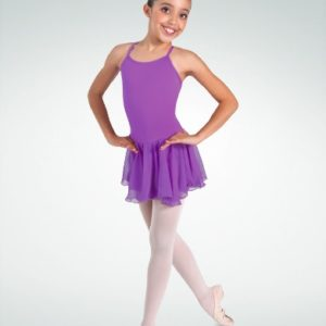 Body Wrappers Dance B Tween Camisole Leotard
